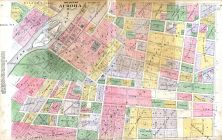 Aurora City - Section 5, Kane County 1892