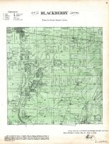 Blackberry Township, Kane County 1892