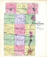 County Map, Kane County 1892