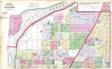 Elgin City - Section 1, Kane County 1892