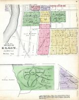 Elgin City - Section 6, Kane County 1892