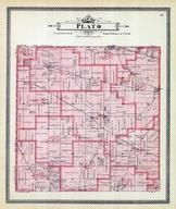 Plato Township, Pingree Grove, Kane County 1904