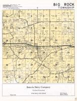 Big Rock Township, Kane County 1954c