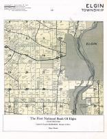 Elgin Township, South Elgin, Kane County 1954c