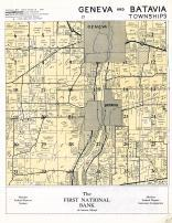 Geneva and Batavia Townships, Kane County 1954c
