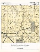 Rutland Township, Gilberts, Pinegree Grove, Kane County 1954c