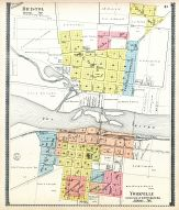 Bristol and Yorkville, Kendall County 1903