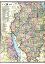 State Map, Kendall County 1903