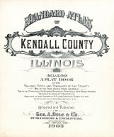 Title Page, Kendall County 1903