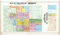 Knoxville City, Knoxville - Southern, Knox County 1870