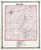 Adams Township, La Salle County 1876