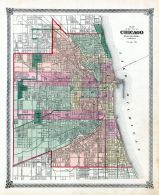 Chicago City, La Salle County 1876