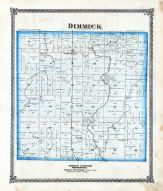 Dimmick Township, La Salle County 1876