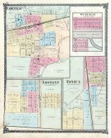 Earlville, Science, Lostant, Tonica, La Salle County 1876