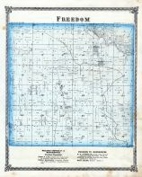 Freedom Township, La Salle County 1876