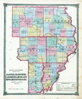 Jasper, Crawford, Lawrence, Richland, Edwards and Wabash Counties, La Salle County 1876