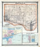 Manlius Township, Leland, Grand Ridge, La Salle County 1876