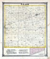 Osage Township, Garfield, La Salle County 1876
