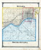 Ottawa, South Ottawa, La Salle County 1876