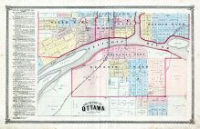 Ottawa - South, La Salle County 1876