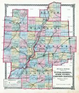 Putnam, Marshall, Stark, Peoria, Woodford and Tazewell Counties, La Salle County 1876