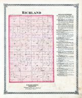 Richland Township, La Salle County 1876