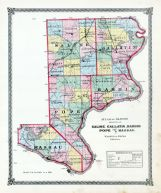 Saline, Gallatin, Hardin, Pope and Massac, La Salle County 1876