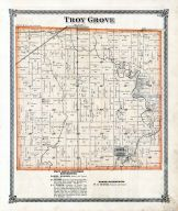Troy Grove Township, La Salle County 1876