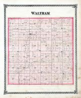 Waltham Township, La Salle County 1876