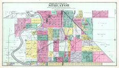 Streator City - Middle, La Salle County 1892