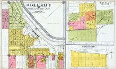 Oglesby, Lostant, Otter Creek, La Salle County 1906