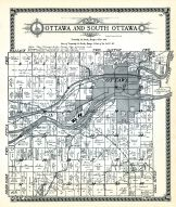 Ottawa and South Ottawa Townships, La Salle County 1929