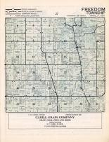 Freedom Township, Harding, Prairie Center, La Salle County 1952c