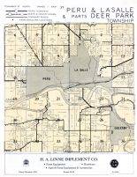 Peru Township, La Salle Township, Deer Park Township, Oglesby, La Salle County 195x