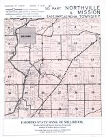 Serena Township, Northville and Mission, La Salle County 195x