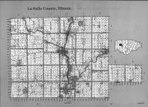 Index Map, LaSalle County 1992