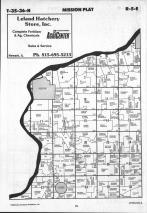 Map Image 054, LaSalle County 1992