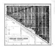 Chicago Highlands, Lake County 1907