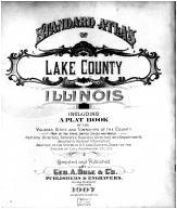 Title Page, Lake County 1907