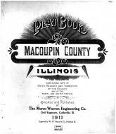 Title Page, Macoupin County 1911