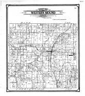 Western Mound Township, Reader, Hagaman, Macoupin County 1911