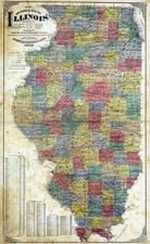 Illinois State Map