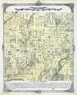 Township 5 North, Range 8 West, Madison County 1873