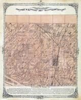 Township 6 North, Range 10 West, Monticello, Godfrey, Madison County 1873
