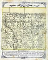 Township 6 North, Range 9 West, Fosterburgh, Madison County 1873