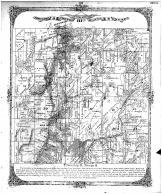 Township 3 North Range 8 West, Madison County 1873 Microfilm