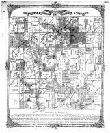 Township 4 North Range 8 West, Madison County 1873 Microfilm