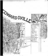 Edwardsville - Right, Madison County 1892 Microfilm