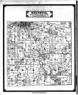 Helvetia Township, Highland, Madison County 1892 Microfilm