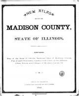 Title Page, Madison County 1892 Microfilm